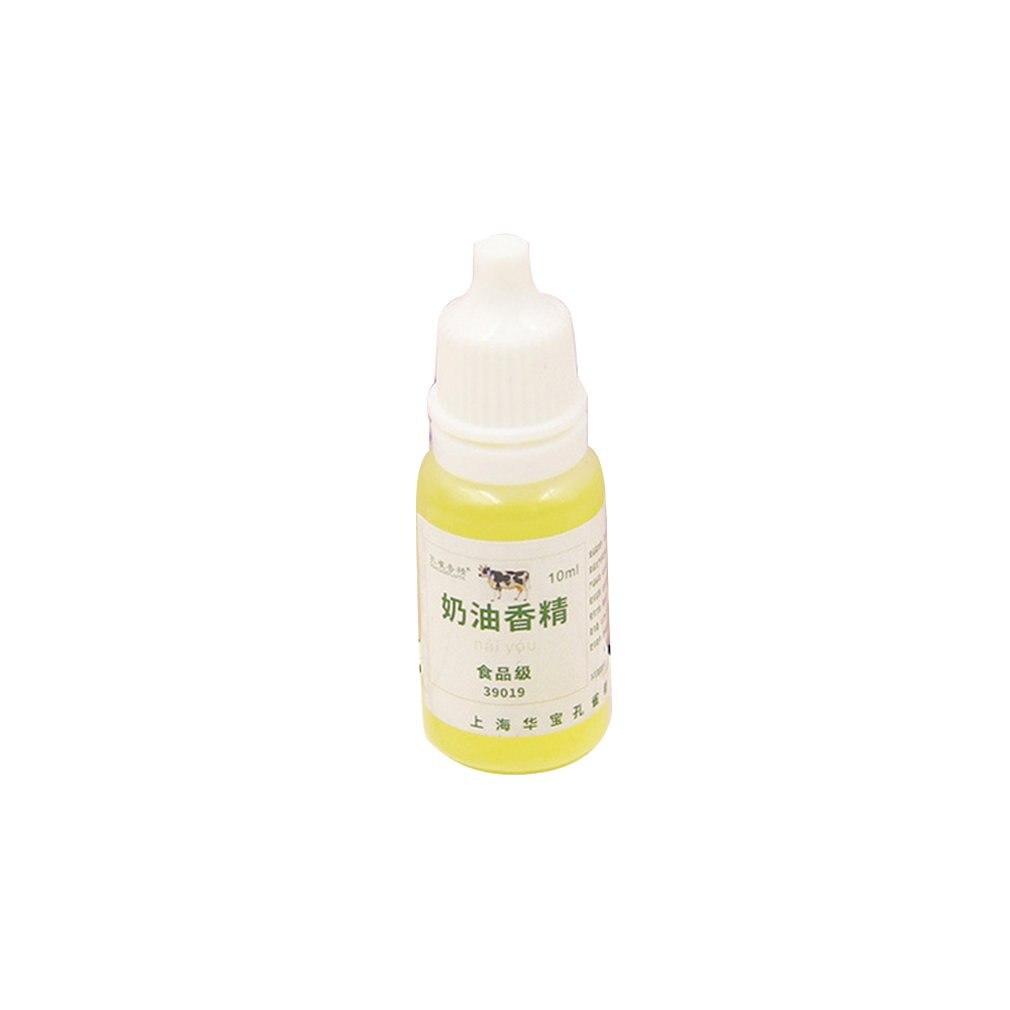 10 ML/Garrafa Sabor Comestível Slime DIY Brinquedos para As Crianças de Modelagem de Argila Cheiro Doce Material de Lodo Caçoa o Presente