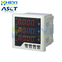 3 Fase Led Digitale Ac Voltmeter HY-3AV Digitale Voltage Meter Met RS485 Communicatie