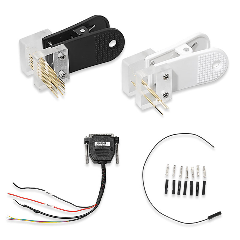 Adapter For BMW CAS4 Data Reading Adapter Cable + Clip Suitable For VVDI PROG Programmer No Need Disassembling