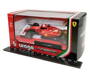 Image 5 - BBurago 1:43 F1 SF90 2019 SF14T 2014 Nr7 Kimi Raikkonen 2015 SF15T Nr5 Sebastian Vettel F2012 #6 Felipe Massa Diecast Model Car