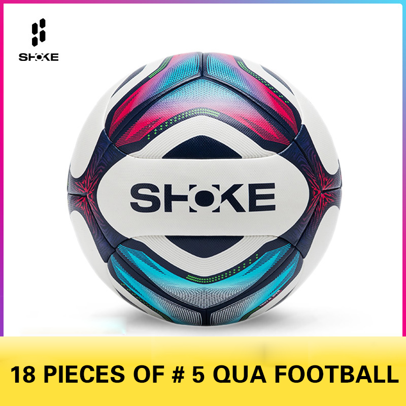 Adult No.5 Ball Seamless PU Leather Slip-resistant Assist Students Team Professional Competition Training Balls Match Futbol