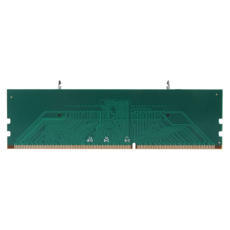 DDR3 SO DIMM to Desktop Adapter DIMM Connector Memory Adapter Card 240 to 204P Desktop Computer Component Accessories 667C