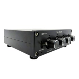 Image 3 - HIFI Lossless 1 Input 4 Output RCA HUB Audio Distributor Signal Selector Switch Source Switcher Tone Volume For Amplifier Board