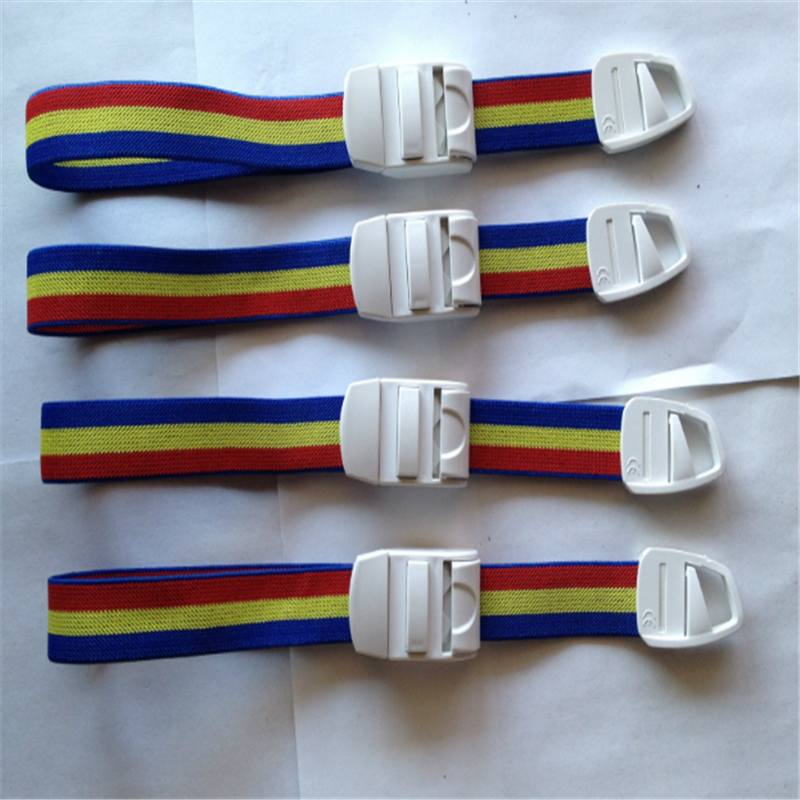 2020 1Pcs Medical  Tourniquet Quick Release Buckle Outdoor Sport Emergency For First Aid Medical Nurse Use