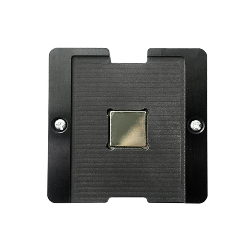 Amaoe A7 A8 A9 A10 A11 A12 A13 Magnetic BGA Reballing Platform Positioning Plate With 0.10mm Thickness Stencil for CPU Reballing 4