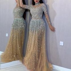 Новое Элегантное женское вечернее платье большого размера, тонкое длинное вечернее платье с принтом, подходит для официальных вечеринок