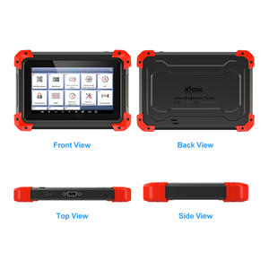 Image 5 - X100 PAD OBD2 Auto Key Programmer Diagnostic Scanner Automotive Code Reader IMMO EPB DPF BMS Reset Odometer EEPROM Update online