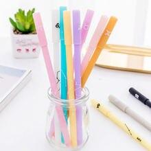 Креативная гелевая ручка с двенадцатью созвездиями школьные