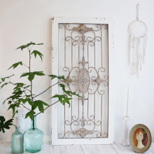 puerta jardín RETRO VINTAGE