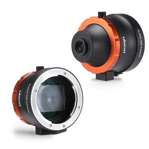 Image 3 - Ulanzi キヤノンニコン自由度自由度スマートフォン用フルフレームカメラレンズアダプタ iphone 11 E マウントレンズ一眼レフカメラ