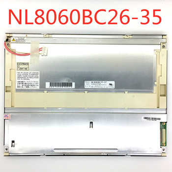 Can provide test video , 90 days warranty   12.1'' 800*600 a-si TFT lcd panel NL8060BC31-27
