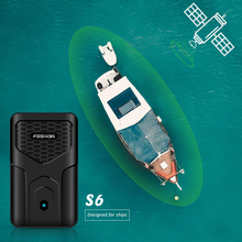 Gps-Tracker Positioning-Equipment Internet Marine 2g-Locator Long-Time-Standby Fishing