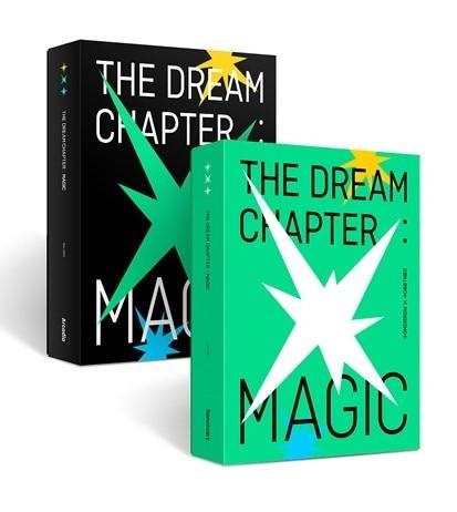 [MYKPOP]~100% OFFICIAL ORIGINAL~ TXT 1st Album: THE DREAM CHAPTER - MAGIC , KPOP Fans Collection - SA19102801