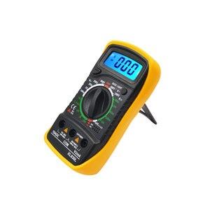 Image 5 - Kit de soldadura eléctrico de hierro de 60W con multímetro para electrónica juego de pistola para soldar temperatura ajustable 110V 220V kit de herramientas