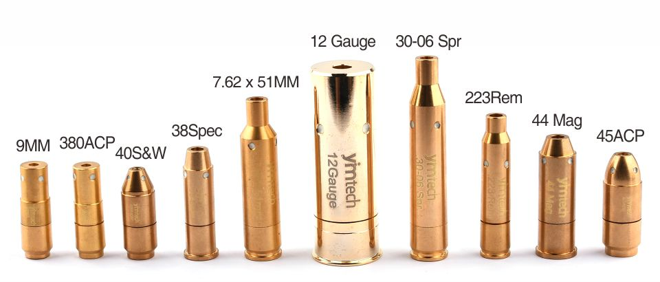 instrutor do laser, 25-06 spr 270win bala