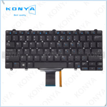 New Original EUA Teclado Retroiluminado Para Dell Latitude E5270 12 E7270 7275 XPS 9250 MJ8HY 0MJ8HY XCD5M 0XCD5M(China)