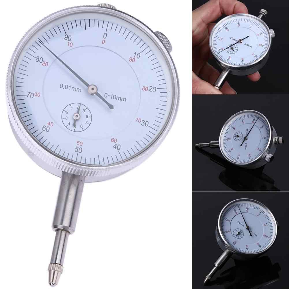 Precision Tool 0.01mm Accuracy Measurement Instrument Dial Indicator Gauge Meter