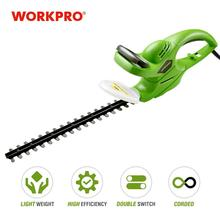 WORKPRO 500W Hedge Trimmer Power Shear Electric Weeding Shear Household Pruning Mower
