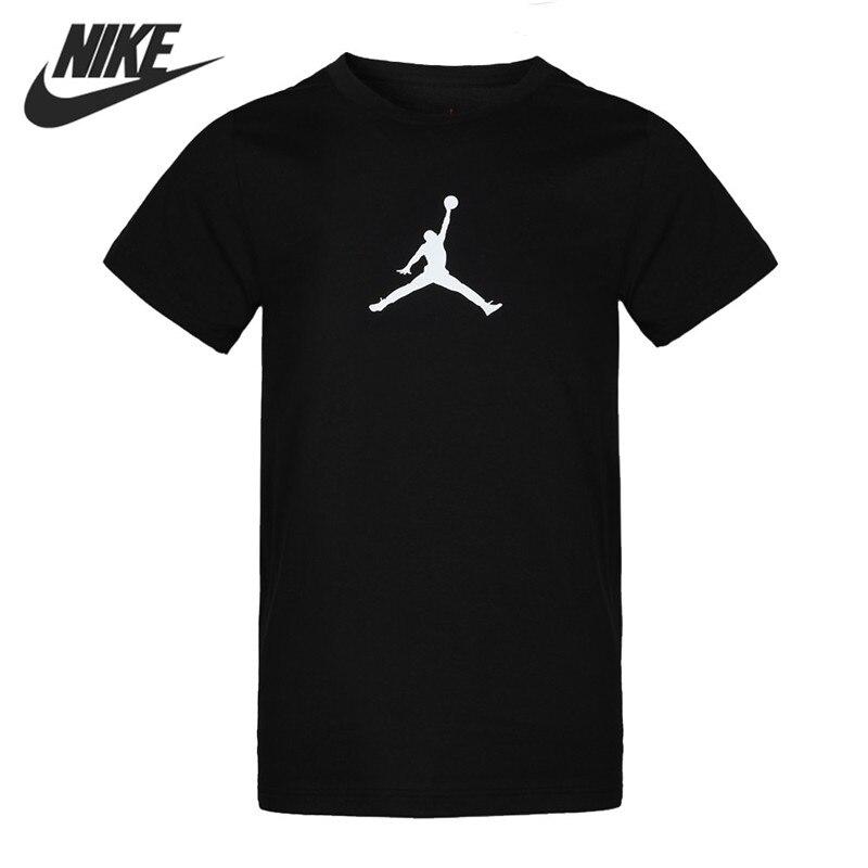 Original New Arrival NIKE  DFCT SS CREW Men's T-shirts short sleeve Sportswear