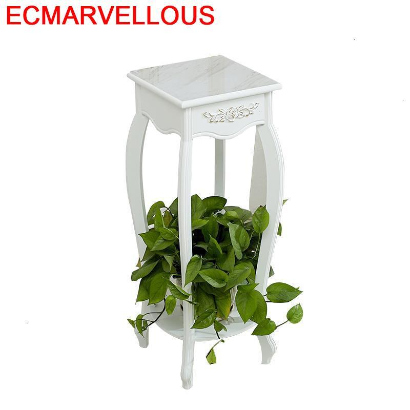 Saksi Standi Estante Para Plantas Plantenrekken Wooden Shelves For Rack Flower Shelf Stojak Na Kwiaty Dekoration Plant Stand