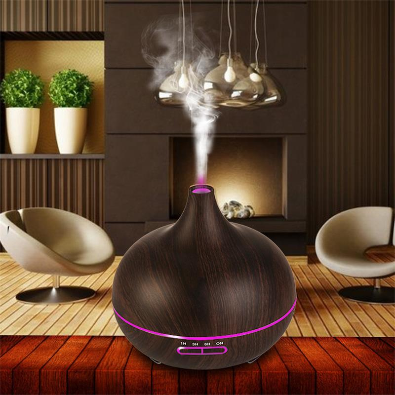 USB Electric Air Humidifier Aroma Diffuser  1
