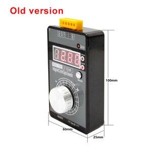 Image 3 - Портативный 0 5 в 0 10 В 4 20мА генератор с светодиодный дисплей высокой точности регулируемый постоянного тока Напряжение генератор сигнала без батареи