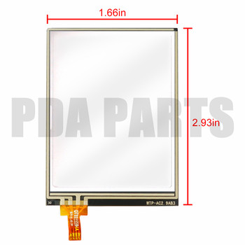 10pcs Touch Screen (Digitizer) Replacement for Honeywell Dolphin 6000