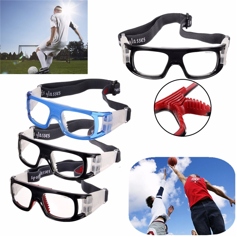 Multi-function Outdoor Sports Safety Glasses Cycling Basketball Football Sports Ski Protective Goggles Elastic Sunglasses
