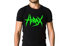 Camisa de manga curta ocasional do punk dos topos da camisa do punk dos homens do baixo preço