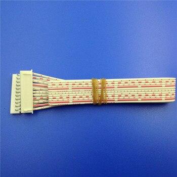 2020022303 xiangli Male To 15Pin IDE Molex Female + 4Pin SATA Cable Power Cable computer IDE Cables 3 colours 51.51
