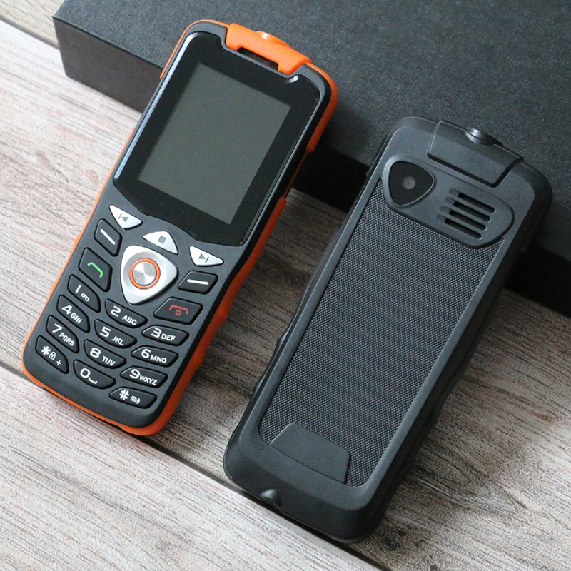 Фото. Пластиковая клавиатура для телефона или фонарика, очень тонкий светильник, 1,8 дюйм дисплей, бы