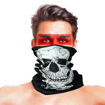High-Jump Multifunction Head Scarf Windproof MTB Bike Cycling Face Mask UV Protection Hiking Fishing Mask Scarf Bandana Headwear
