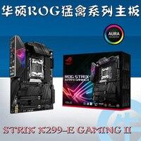 Asus ROG STRIX X299-E II GAMING X299-E GAMING II Motherboard X299 LGA1151 DDR4 new original