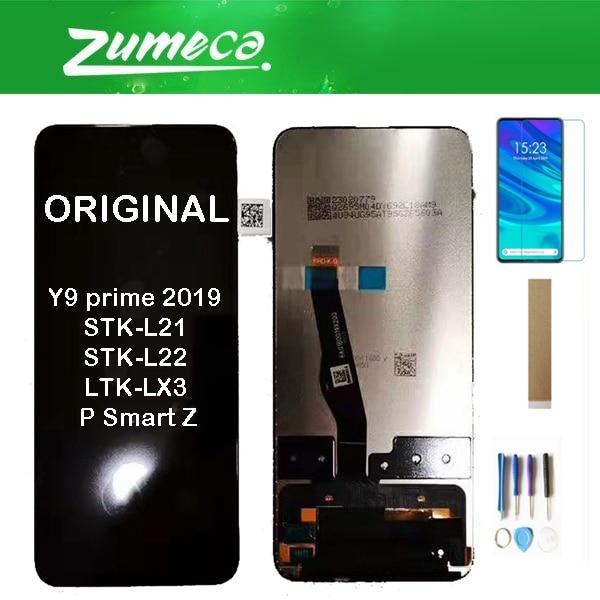 D'origine Pour Huawei Y9 premier 2019 STK-L21 STK-L22 LTK-LX3 P Smart Z LCD Affichage + Écran Tactile Couleur Noire + Kits