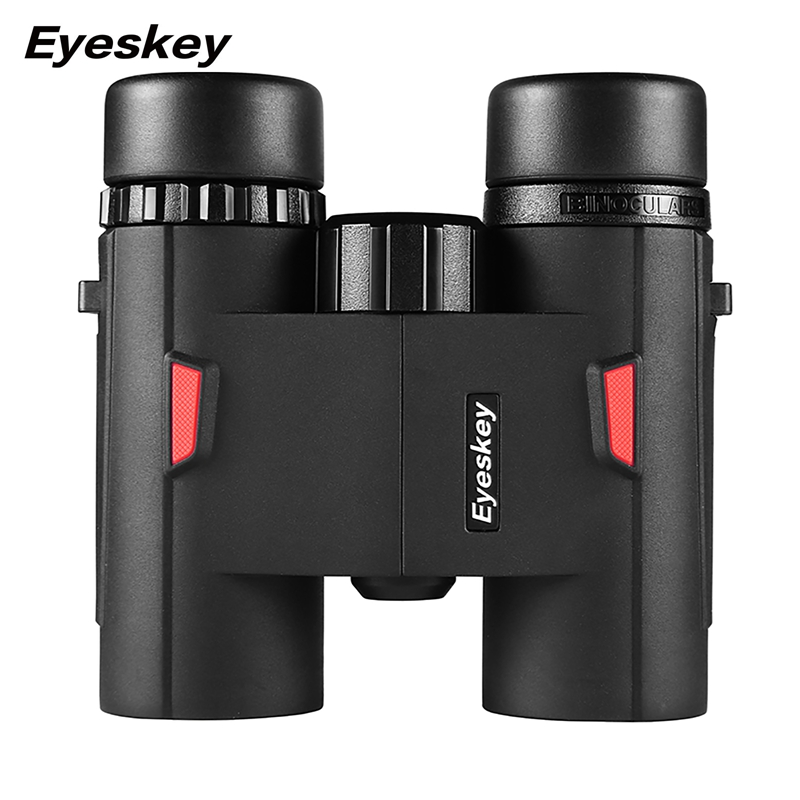 Eyeskey <font><b>8x32</b></font> HD High Quality Compact <font><b>Binoculars</b></font> with Bak4 Prism Telescope Fully Multi-Coated for Outdoor Camping Hunting 3 color image