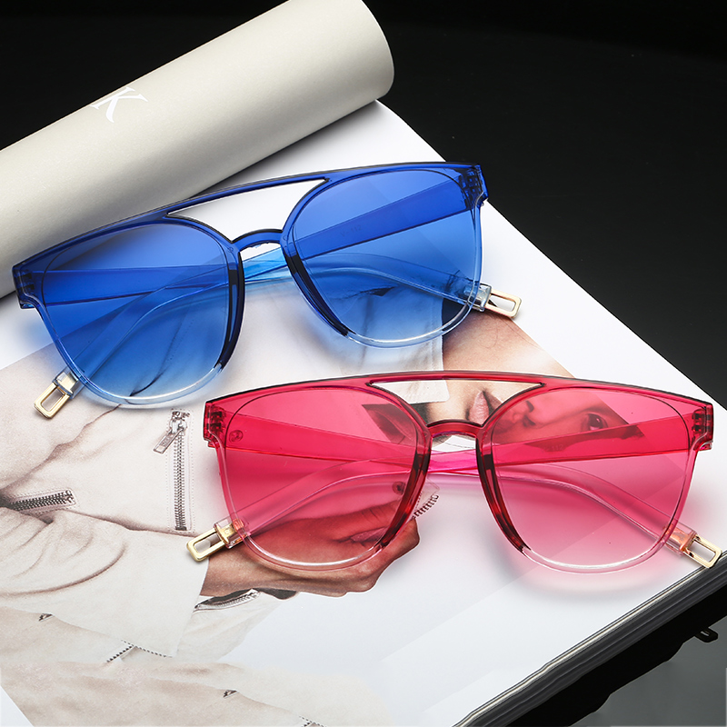 Classic Fashion Lightweight Siamese Women's Sunglasses Sexy Designer Trend Products Adult Glasses Trend Eyeglasses