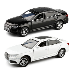 1:32 Audi A4 model Diecast all