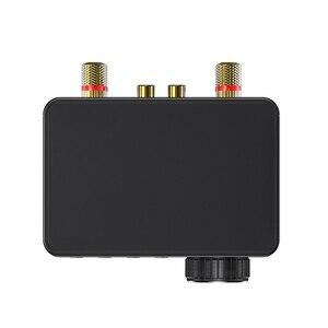 Image 5 - 50W x 2 Mini wzmacniacz klasy D Stereo Bluetooth 5.0 TPA3116 TF 3.5mm wejście usb Hifi Audio wzmacniacz domowy do telefonu komórkowego/komputera/laptopa
