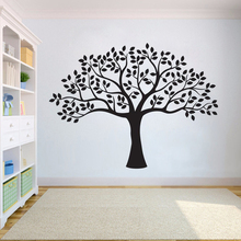 Vinyl Tree Wall Decal Sticker Bedroom tree of life roots birds flying away home decor Decal yoga studiodecor Sticker HY783 tree wall decal sticker bedroom tree of life roots birds flying away home decor yoga studiodecor heart shaped branches a7 018