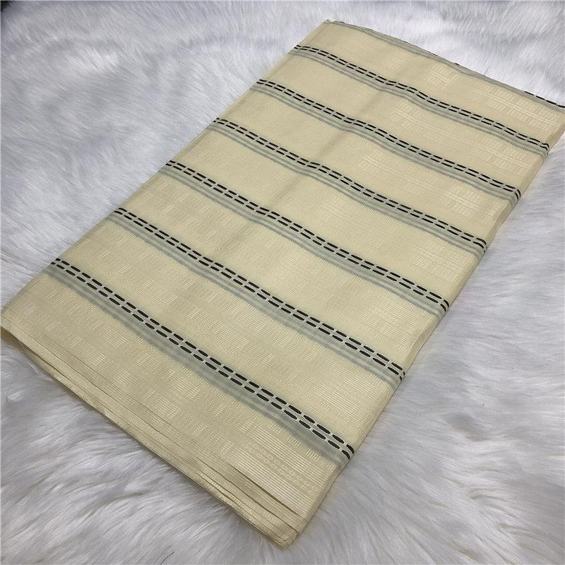 Africain Atiku dentelle 10 yards par pièce pour homme tissu atiku tissu 100% coton atiku polonais fabric-J5