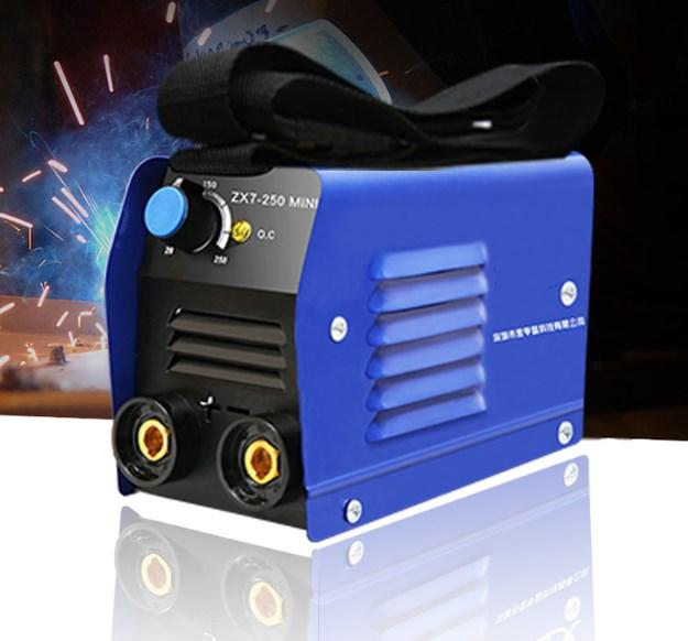 20-250A Inverter Arc Electric Welding Machine IGBT MMA ARC ZX7-250 Welder
