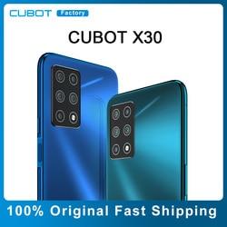 Чехол для CUBOT X30 NFC Смартфон 4g глобальная Band мобильный телефон 128 ГБ 256 пять задний AI Камера 6,4