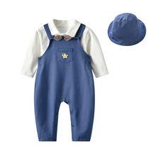 2021 новый комплект одежды для малышей одежда Одежда новорожденных