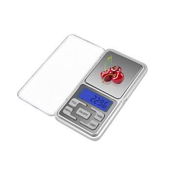 100g 200g 300g 500g x 0 01g Mini kieszeń cyfrowa skala dla biżuterii kawy wagi wysoka precyzyjna waga Gram wagi elektroniczne tanie i dobre opinie Mannanov Rohs CN (pochodzenie) Pocket scale 2 *AAA Batteries (Battery not included) 120 * 62 * 20mm Household Digital Scale