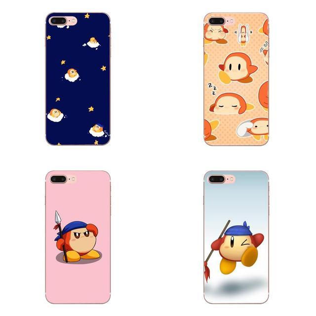 Game Kirby Bandana Waddle Dee For Samsung Galaxy Note 8 9 10 Pro S4 S5 S6 S7 S8 S9 S10 S11 S11E S20 Edge Plus Ultra