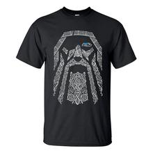 TV Show Odin Vikings Fashion Men T Shirts 2020 Summer Cool Short Sleev