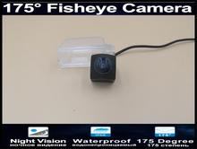 175 Degree 1080P Fisheye Lens Car Rear view Camera Parking Reverse Camera for Ford Kuga Escape 2013 2014 2015 Car Camera