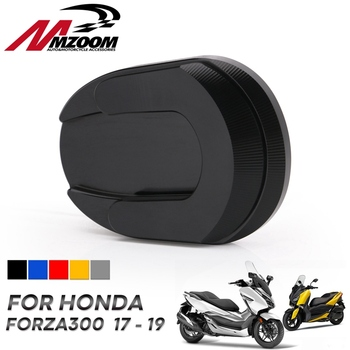 Foot Side Kickstand Extension Enlarge Pad Side Stand Support Plate For Honda Forza300 Forza 250 Forza 125 MF13 2018 2017 2019 image