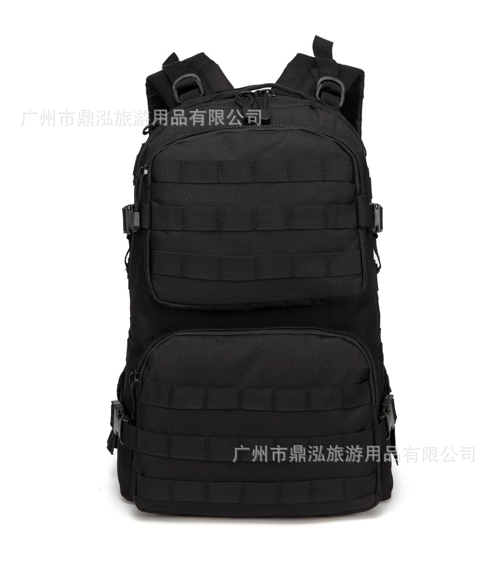 Cross Border Factory Backpack Sports Multi-functional Outdoor Special Forces Army Camouflage Mountaineering Bag Hiking Bag Comma