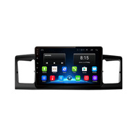4G LTE Android 8.1 Fit TOYOTA Corolla E120 e 120 2013 2019 Multimedia Stereo Car DVD Player Navigation GPS Radio